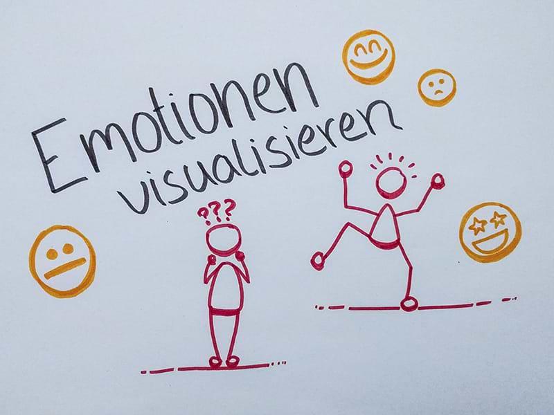 Emotionen visualisieren