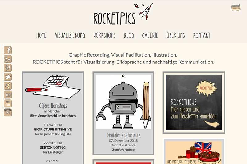 Rocket Pics