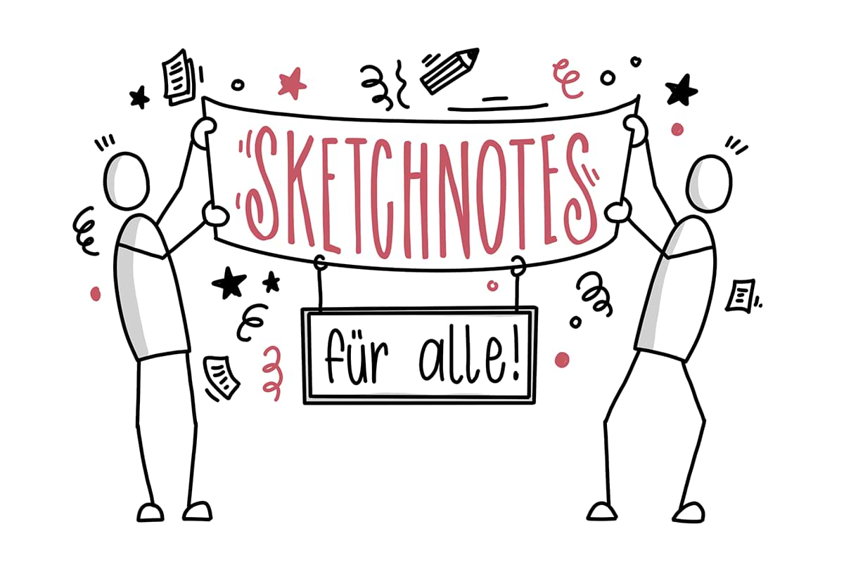 Sketchnotes für alle!