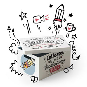 Sketchnotes Workshop Box