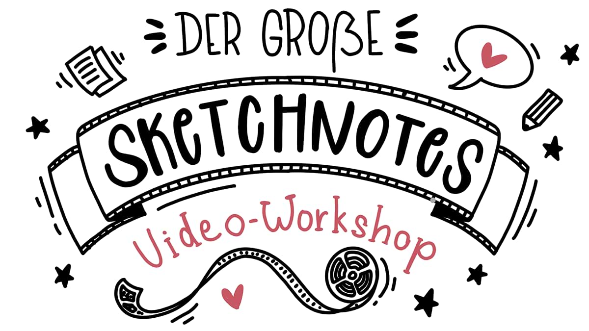 Der große Sketchnotes Video Workshop