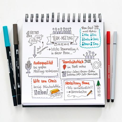 Beispiel Meeting