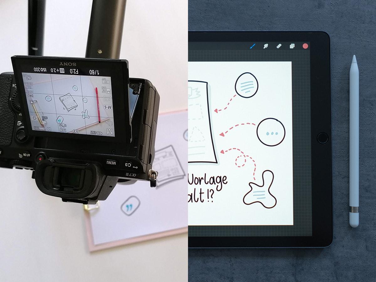 Sketchnotes animieren