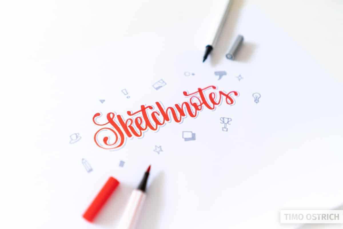Handlettering Sketchnotes