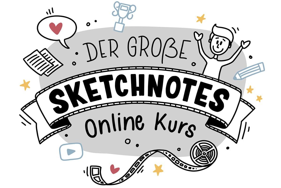 Sketchnotes Online Kurs